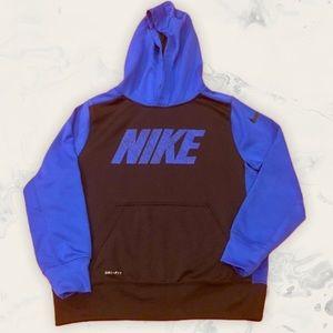 💙HP💙 Nike Boys Dri-Fit Sweatshirt Hoodie, Size M